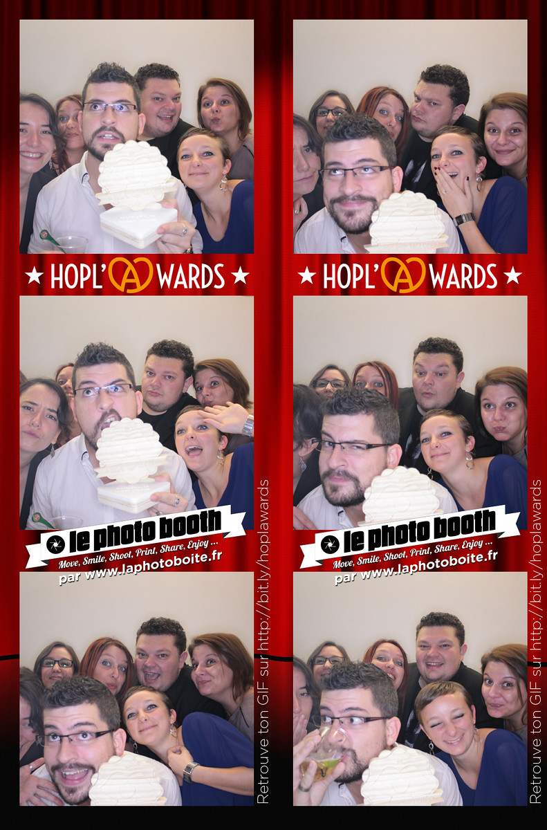 Hopl'Awards 2014