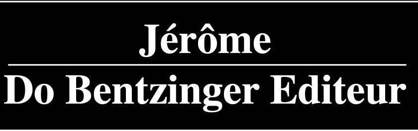 Jerome do bentzinger editeur